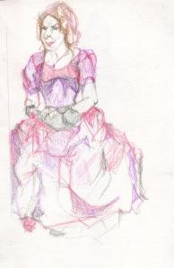quaker lady