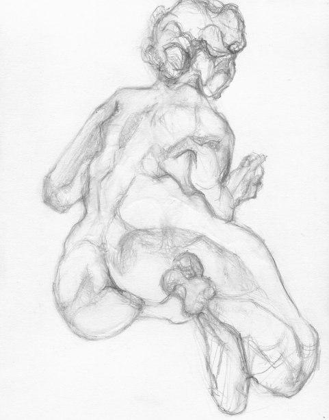 Study-of-Nude-#2