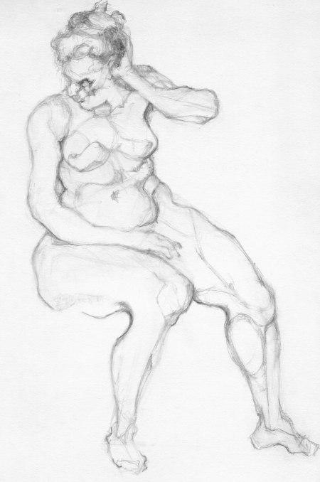 Study-Seated-Nude