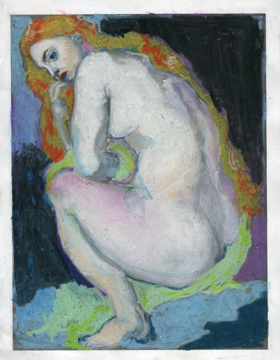 Venus as Annabel Lee