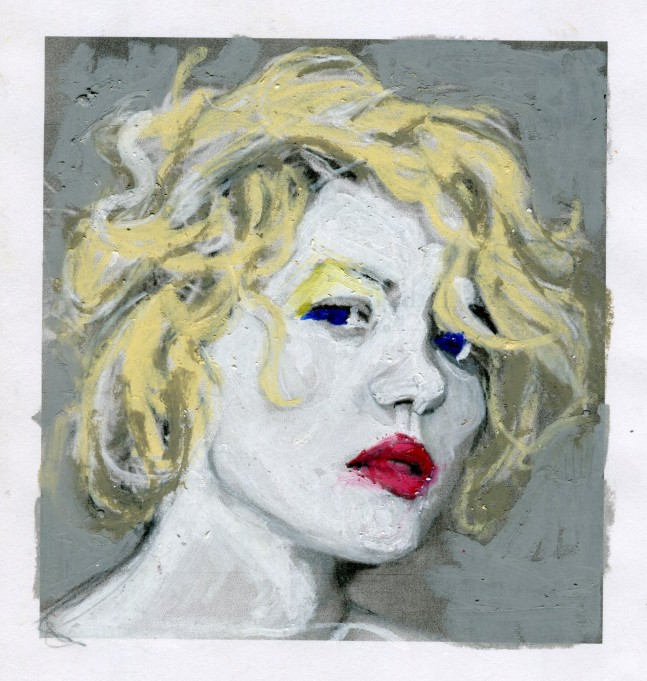 blonde-hair-blue-eyes-red-lips
