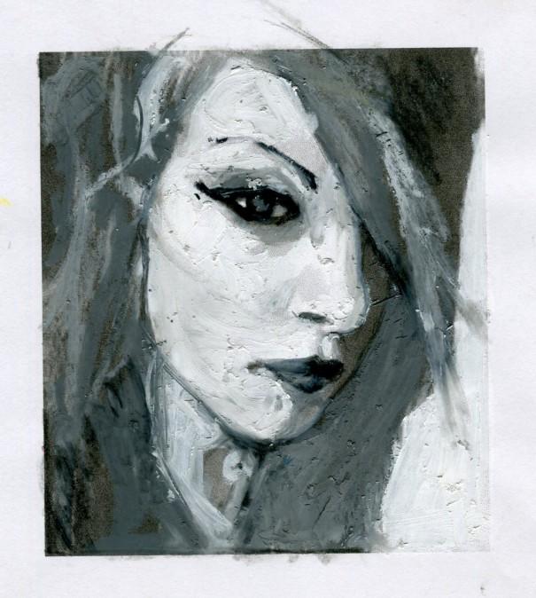 monochrome-portrait